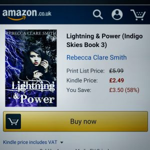 Lightning & Power on Amazon