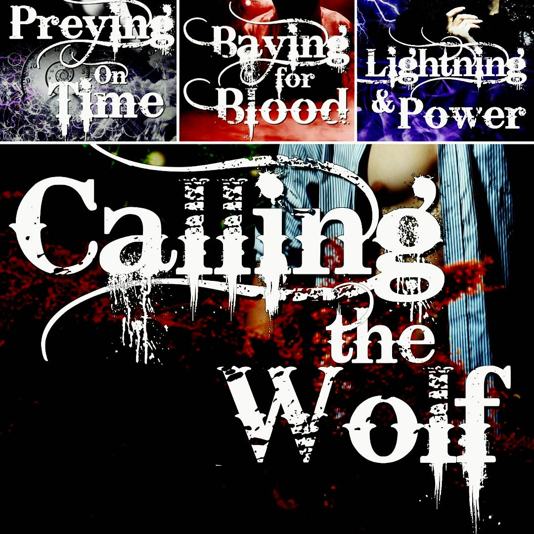 Calling The Wolf Cover Reveal!