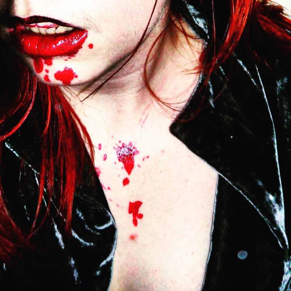 Taste Of Blood… An Indigo Skies Sequel
