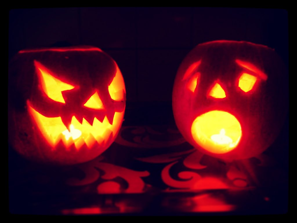 2015's pumpkin carving skills.