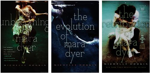 the_unbecoming_of_mara_dyer_series