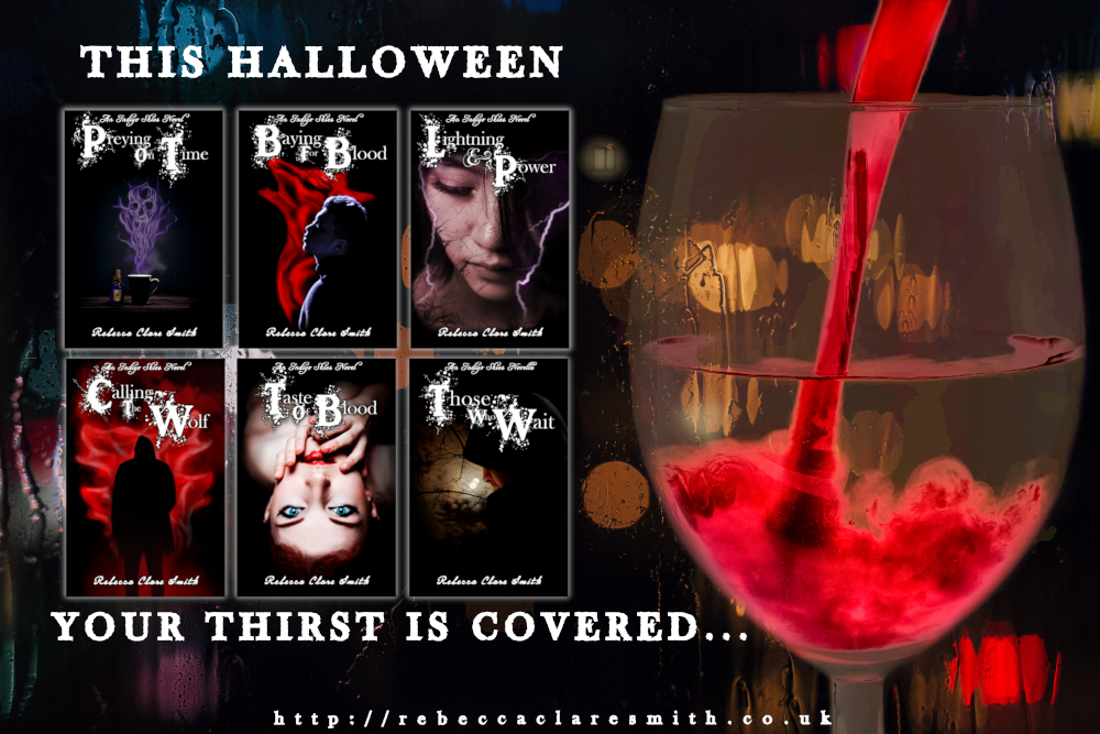 Free Halloween Read: Those Who Wait Excerpt