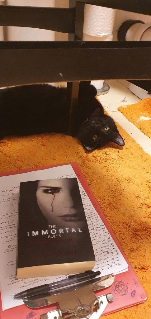 Figaro Immortal Rules