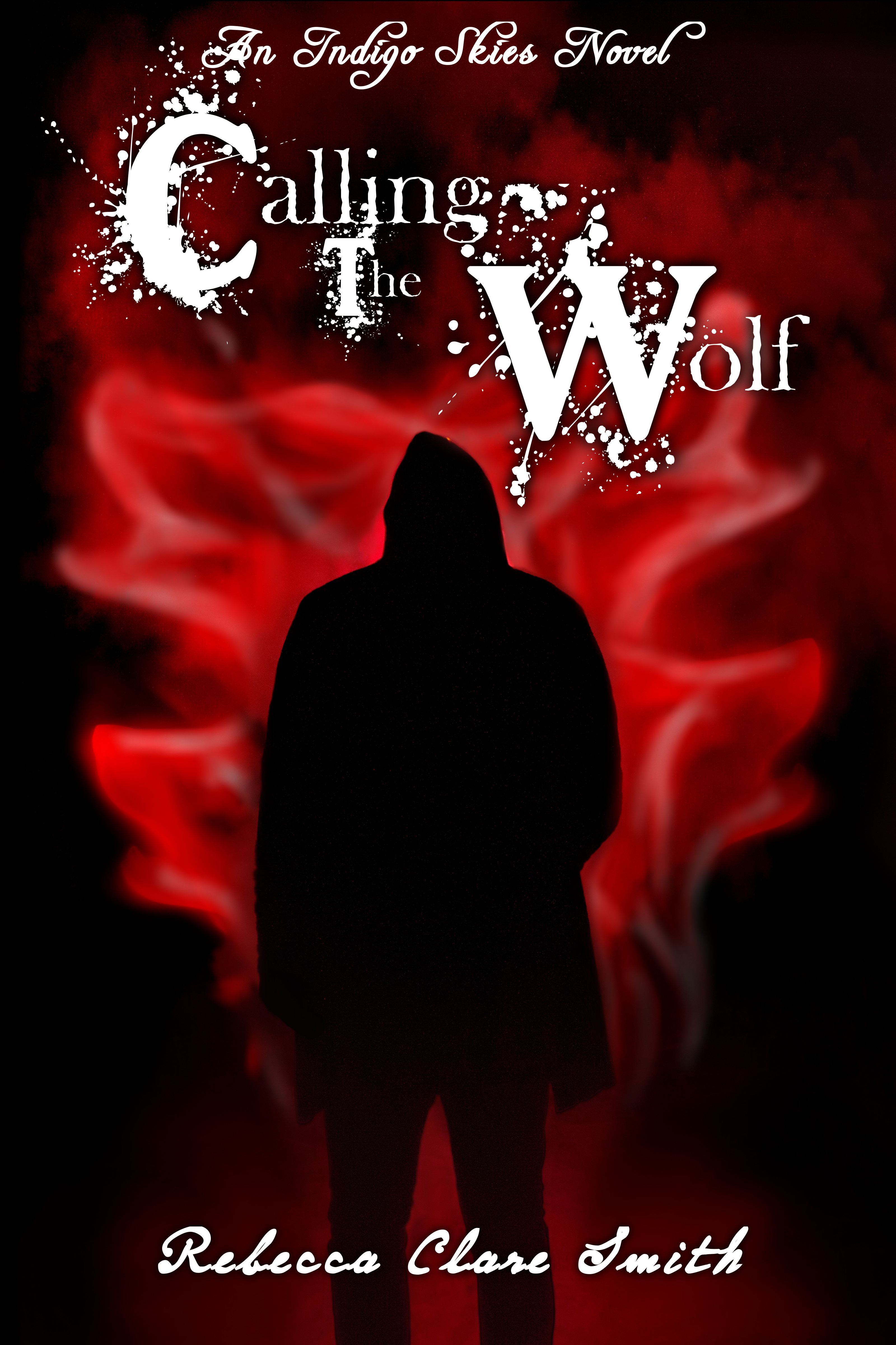 Calling The Wolf Book Cover