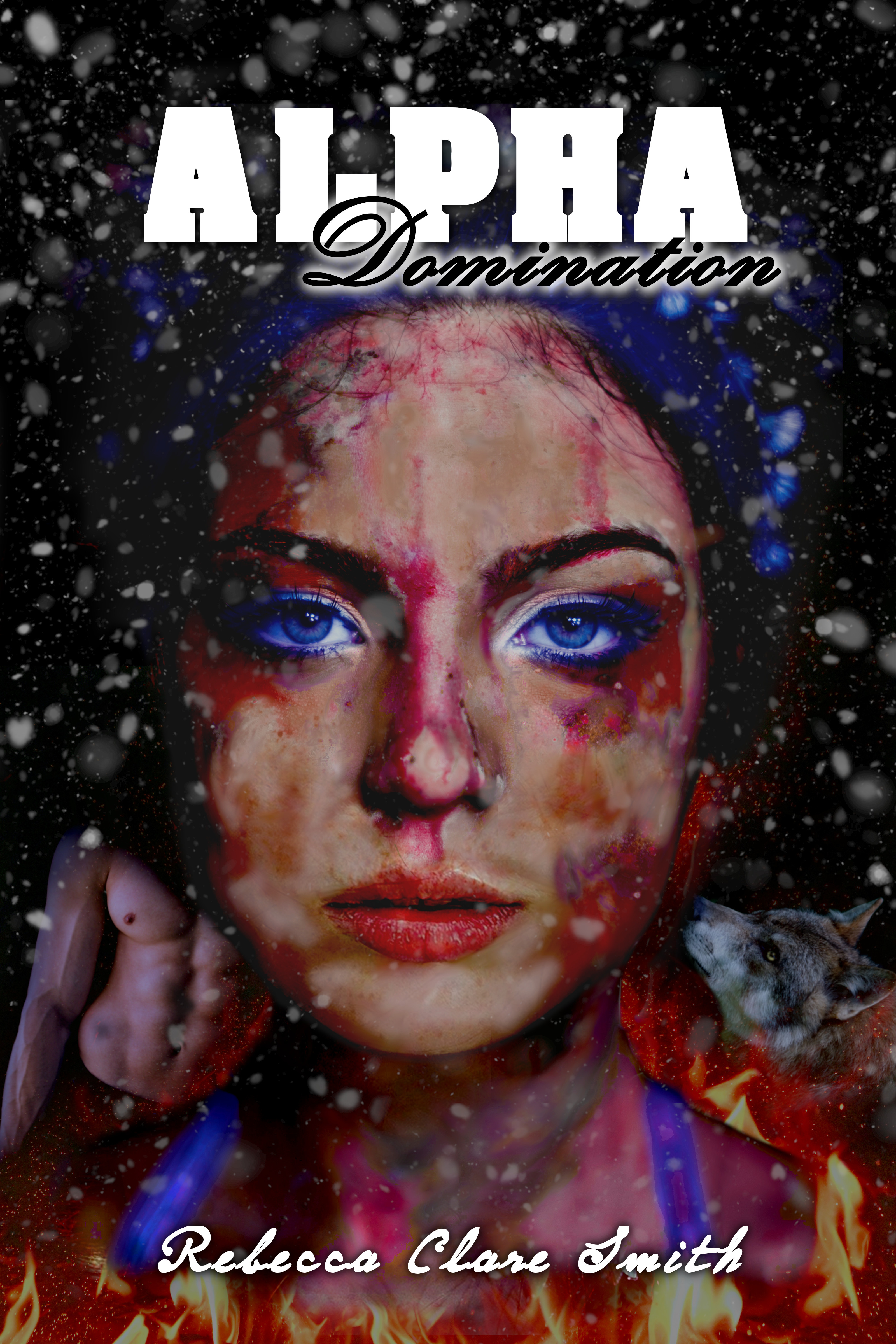Alpha Domination  Book Cover
