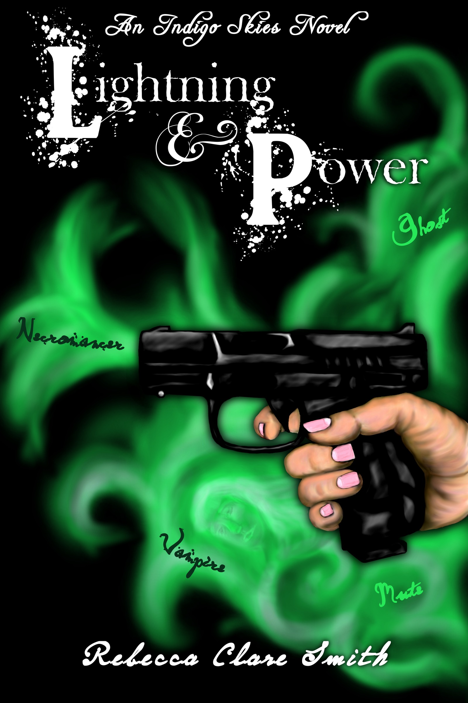 Lightning & Power Book Cover